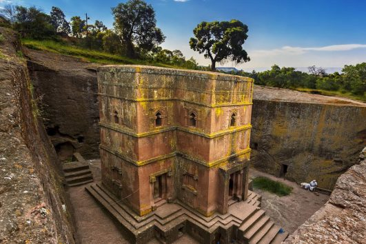 Northern Ethiopia Tours